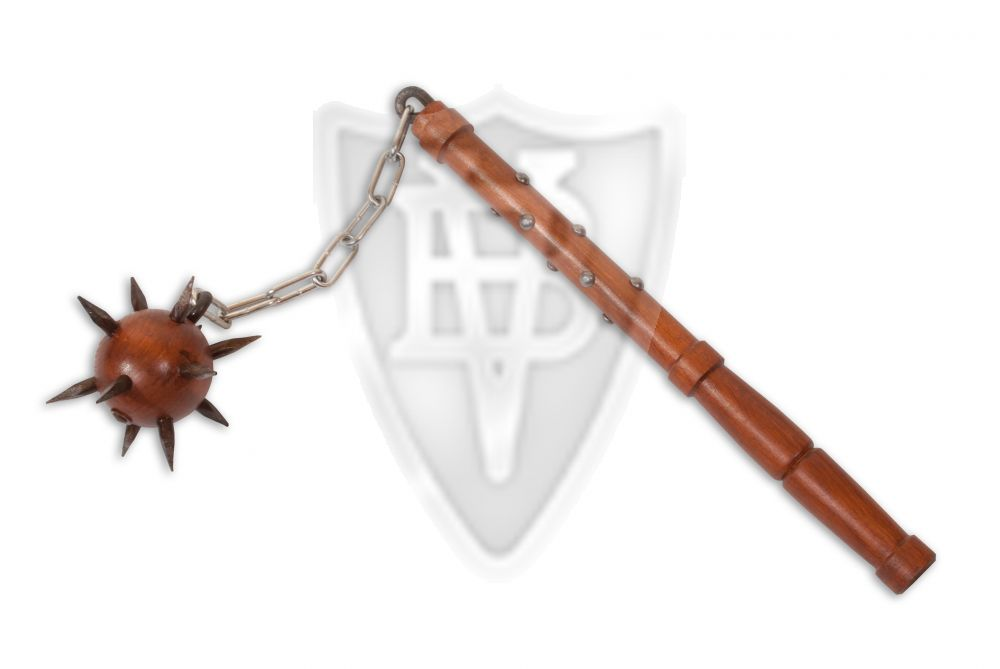Flail in the XVth century