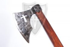 Axe Type from the XIV. Century, with cross motive