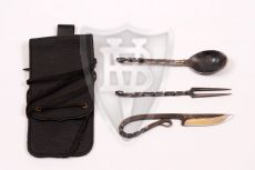 Eating Utensils with Sheath