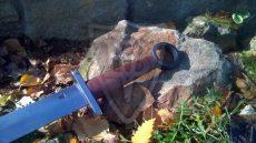 Sarmatian sword with ringpommel
