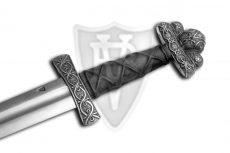 Extravagant sword from the IX-X. Century. Petersen S
